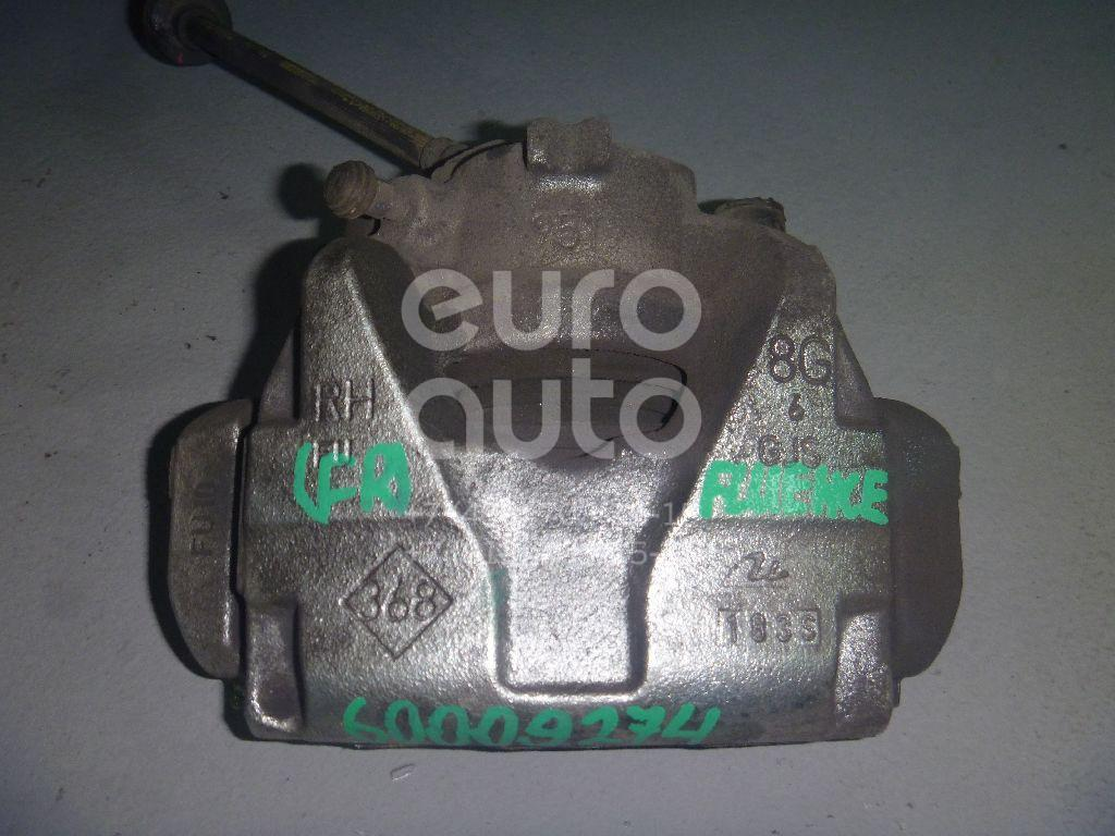 Суппорт передний правый для Renault Fluence 2010> - Фото №1