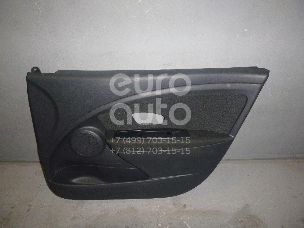 Обшивка двери передней правой для Renault Fluence 2010>;Megane III 2009-2016 - Фото №1