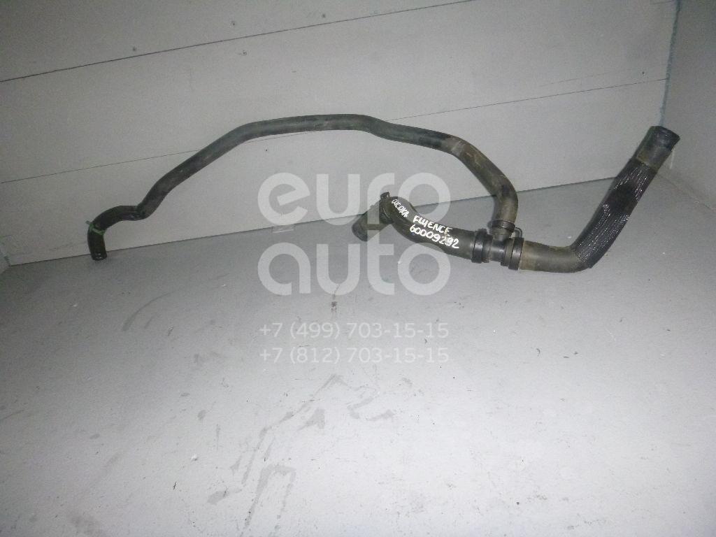 Патрубок радиатора для Renault Fluence 2010>;Megane III 2009> - Фото №1