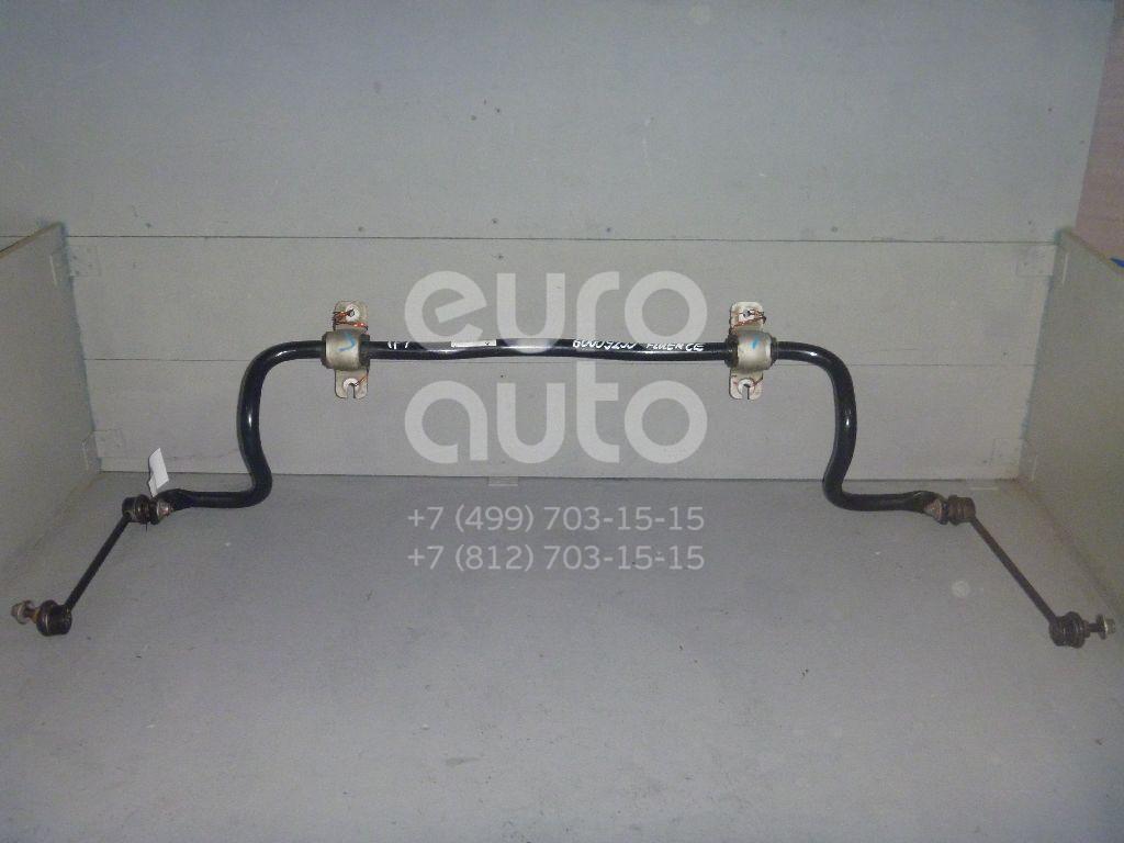 Стабилизатор передний для Renault Fluence 2010> - Фото №1