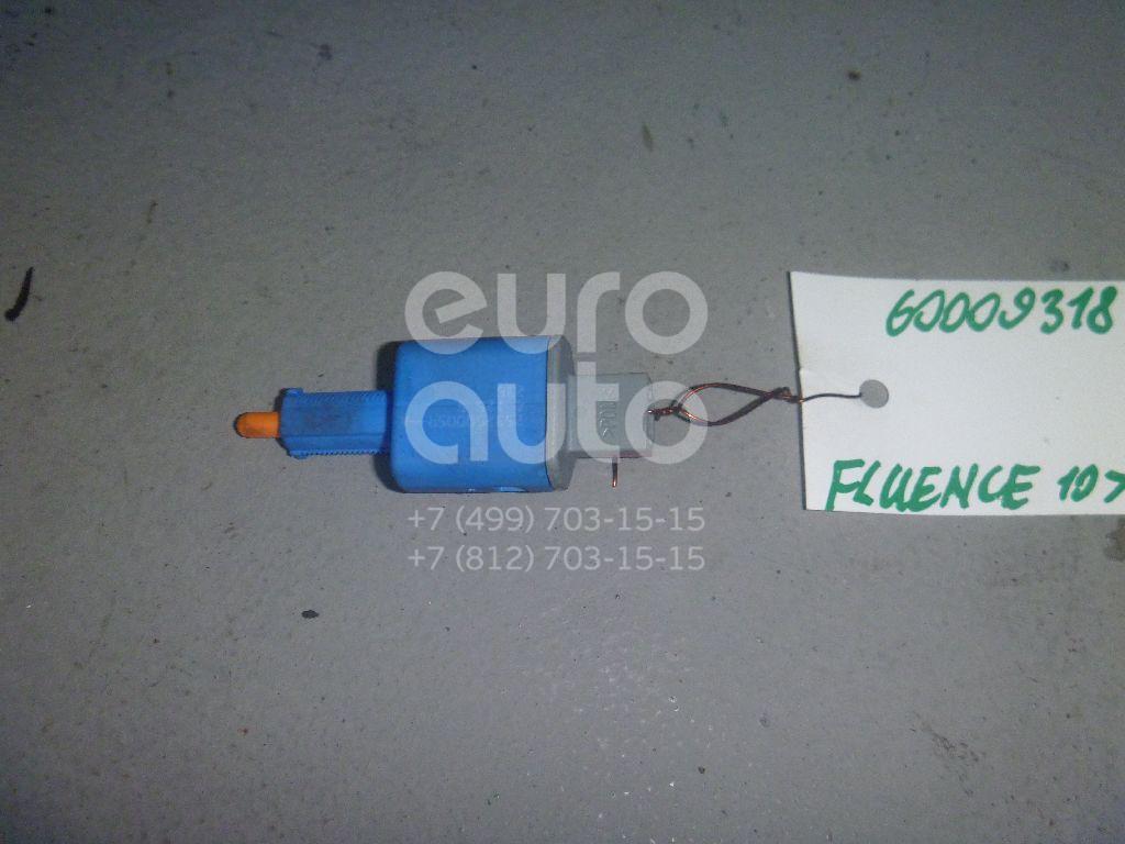 Выключатель концевой для Renault Fluence 2010>;Megane III 2009-2016;Scenic III 2009-2015 - Фото №1