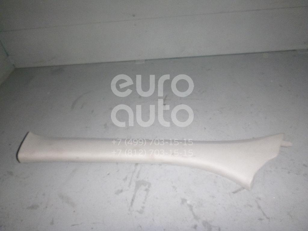 Обшивка стойки для Renault Fluence 2010>;Megane III 2009> - Фото №1