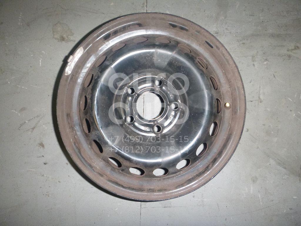 Диск колесный железо для Renault Fluence 2010> - Фото №1