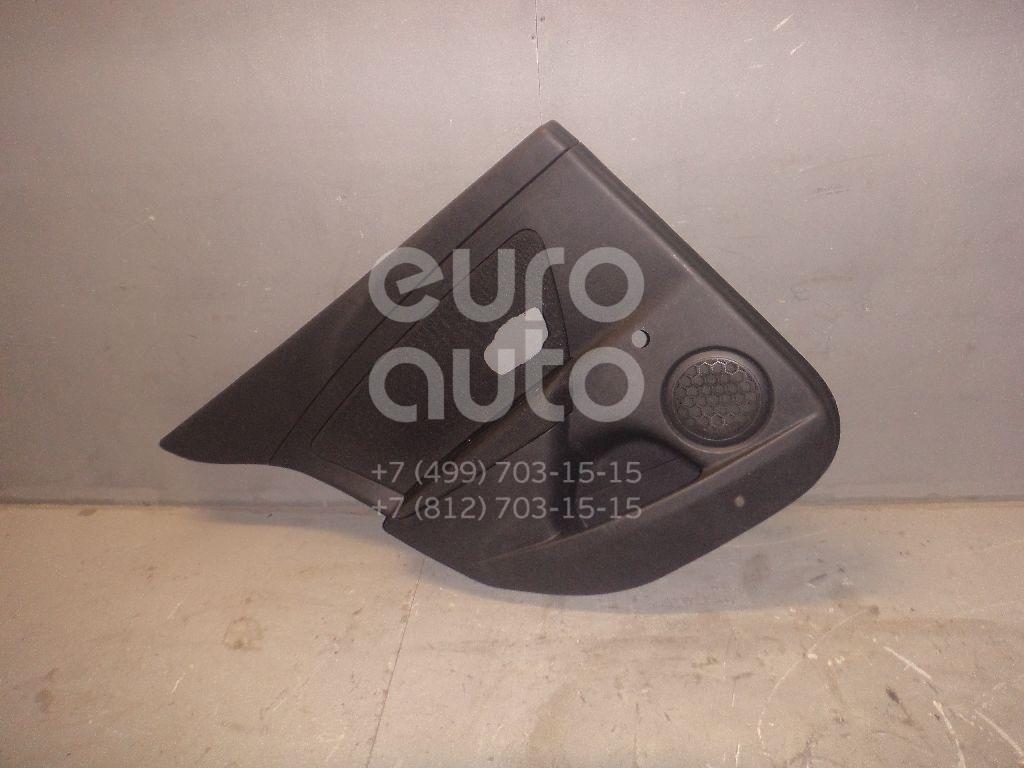 Обшивка двери задней левой для Renault Fluence 2010> - Фото №1