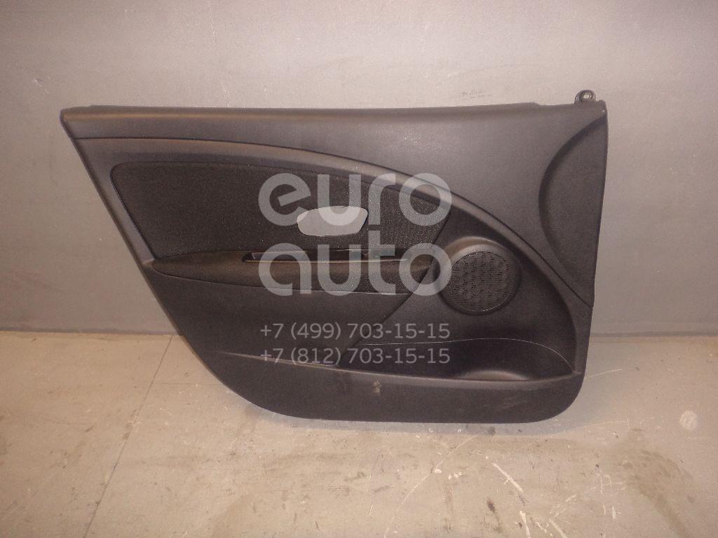 Обшивка двери передней левой для Renault Fluence 2010> - Фото №1
