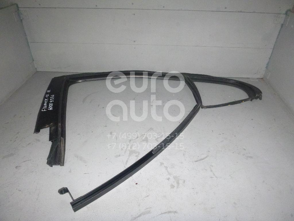 Уплотнитель стекла двери для Renault Fluence 2010> - Фото №1