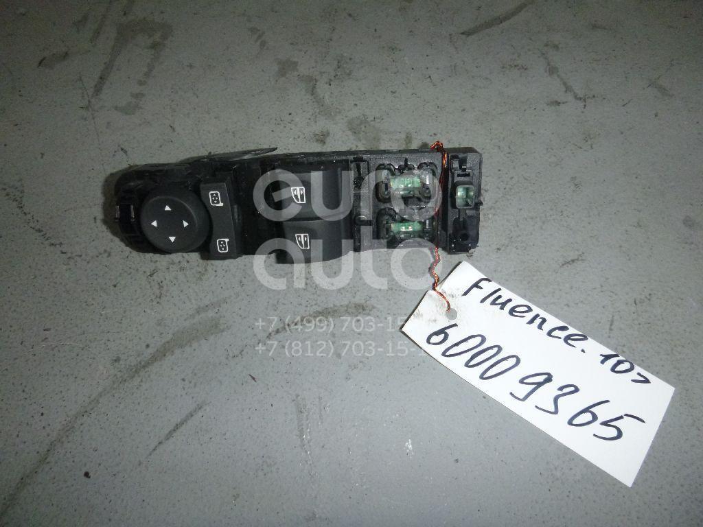 Блок управления стеклоподъемниками для Renault Fluence 2010> - Фото №1