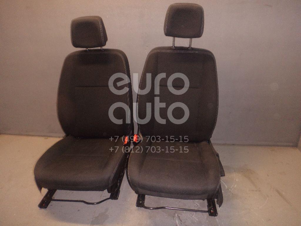 К-кт сидений для Renault Fluence 2010> - Фото №1