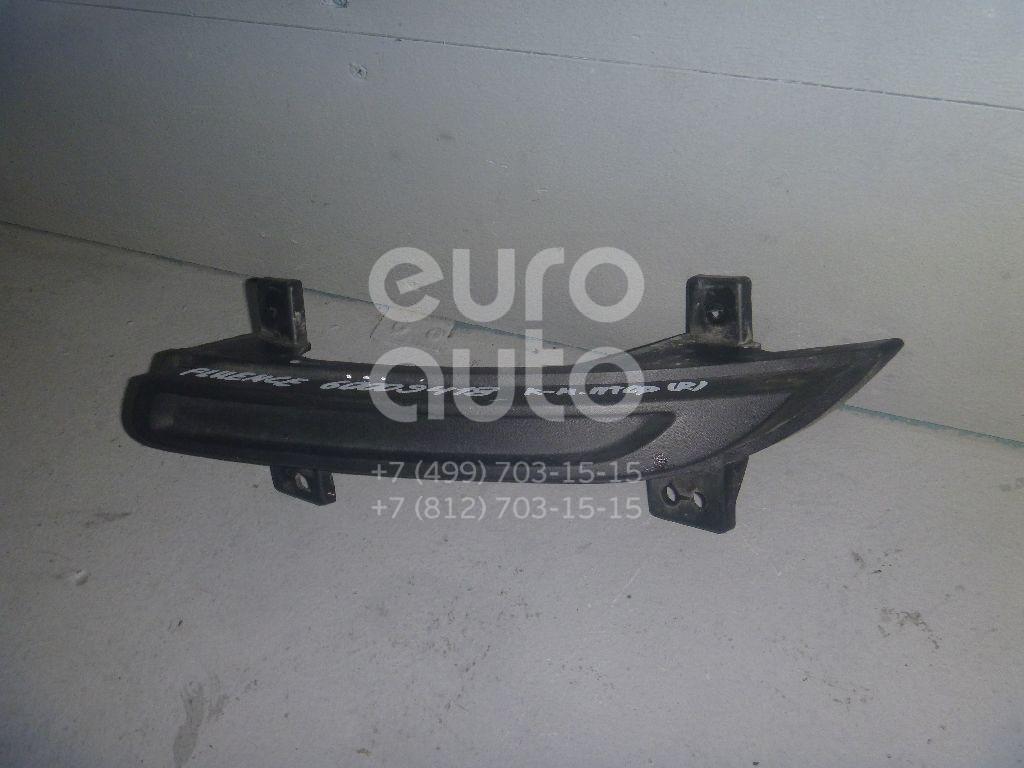 Кронштейн фары противотуманной правой для Renault Fluence 2010> - Фото №1