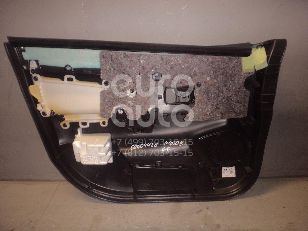 Обшивка двери передней правой для Peugeot,Citroen 4008 2012>;C4 Aircross 2012> - Фото №1