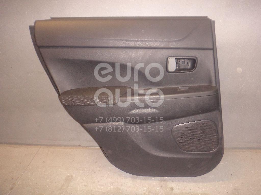 Обшивка двери задней левой для Peugeot,Citroen 4008 2012>;C4 Aircross 2012> - Фото №1