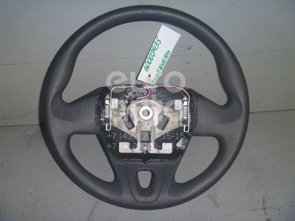 Рулевое колесо для AIR BAG (без AIR BAG) для Renault Fluence 2010> - Фото №1