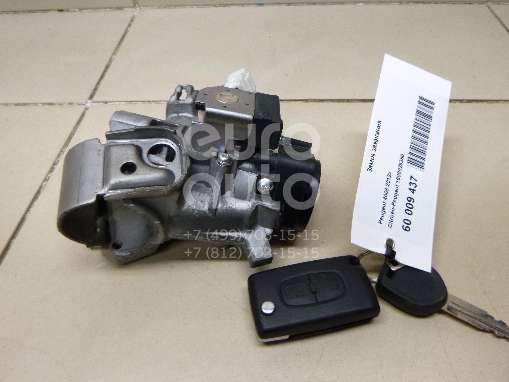 Замок зажигания для Peugeot,Citroen 4008 2012>;C4 Aircross 2012> - Фото №1