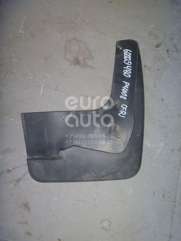 Брызговик передний правый для Peugeot 4008 2012> - Фото №1