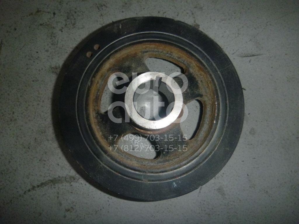 Шкив коленвала для Peugeot,Citroen 4008 2012>;4007 2008-2013;C-Crosser 2008-2013;C4 Aircross 2012> - Фото №1