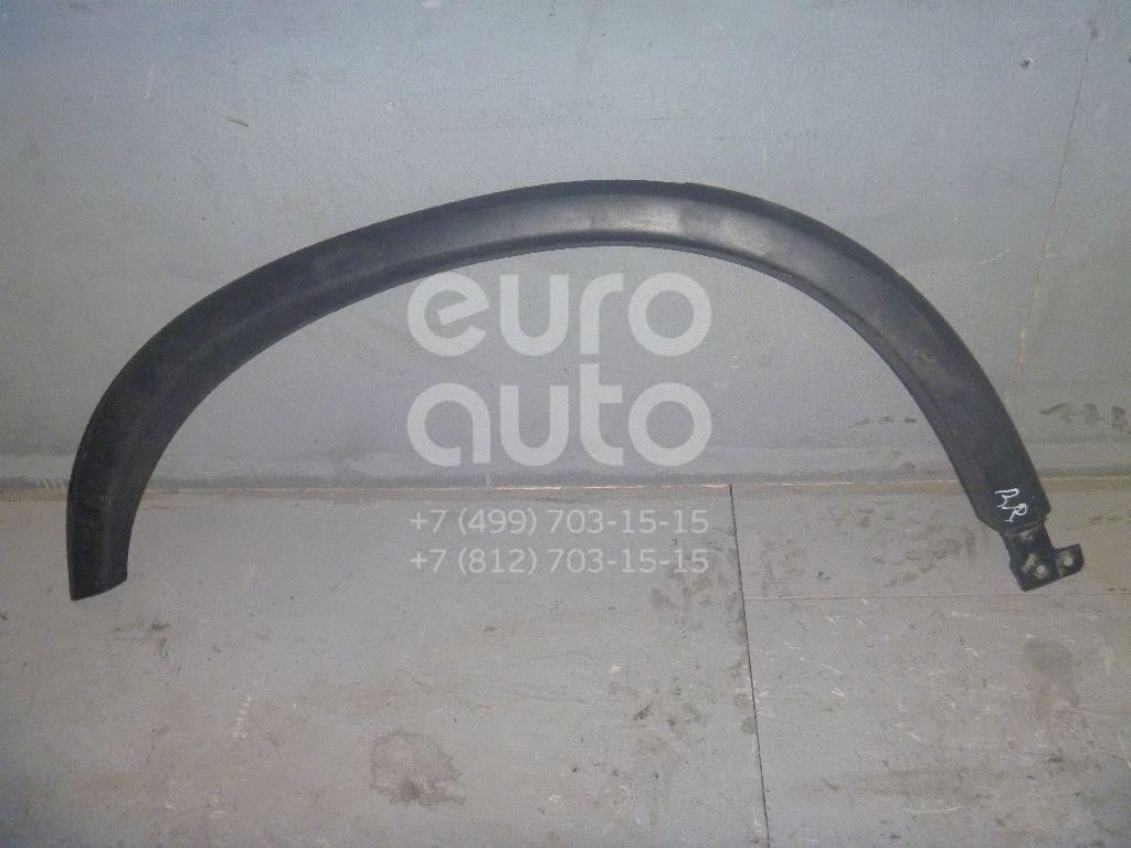 Накладка заднего крыла правого для Citroen 4008 2012>;C4 Aircross 2012> - Фото №1