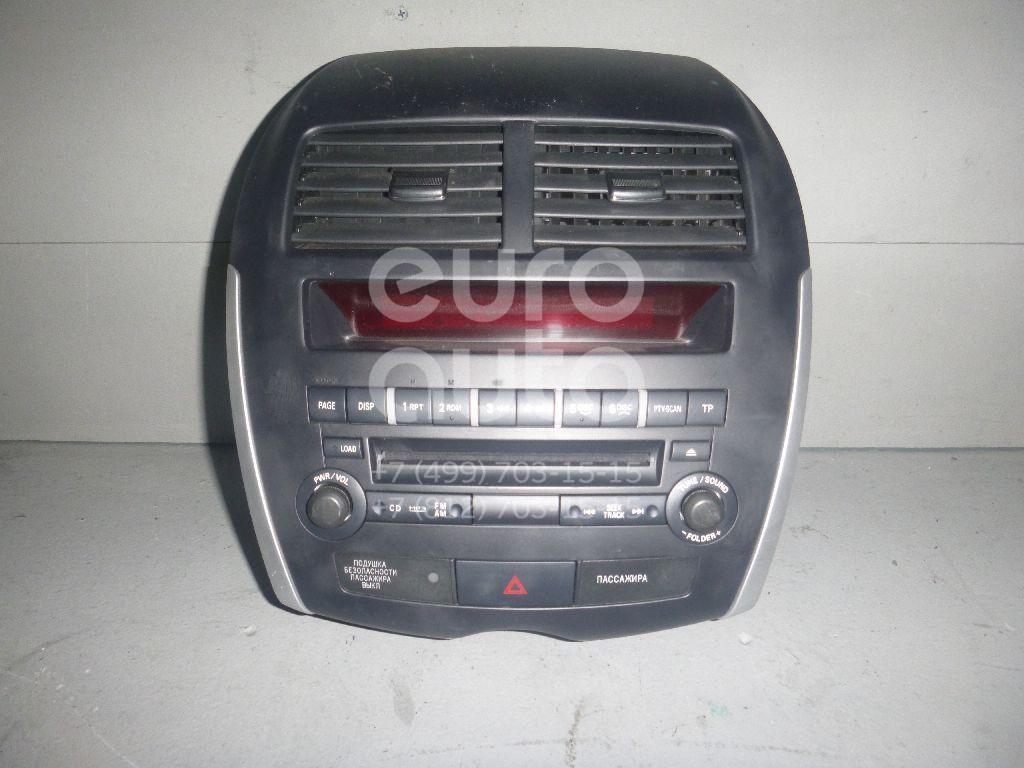 Магнитола для Peugeot 4008 2012> - Фото №1
