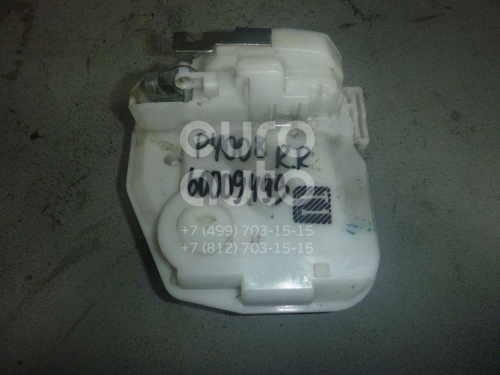 Замок двери задней правой для Peugeot,Citroen 4008 2012>;C4 Aircross 2012> - Фото №1