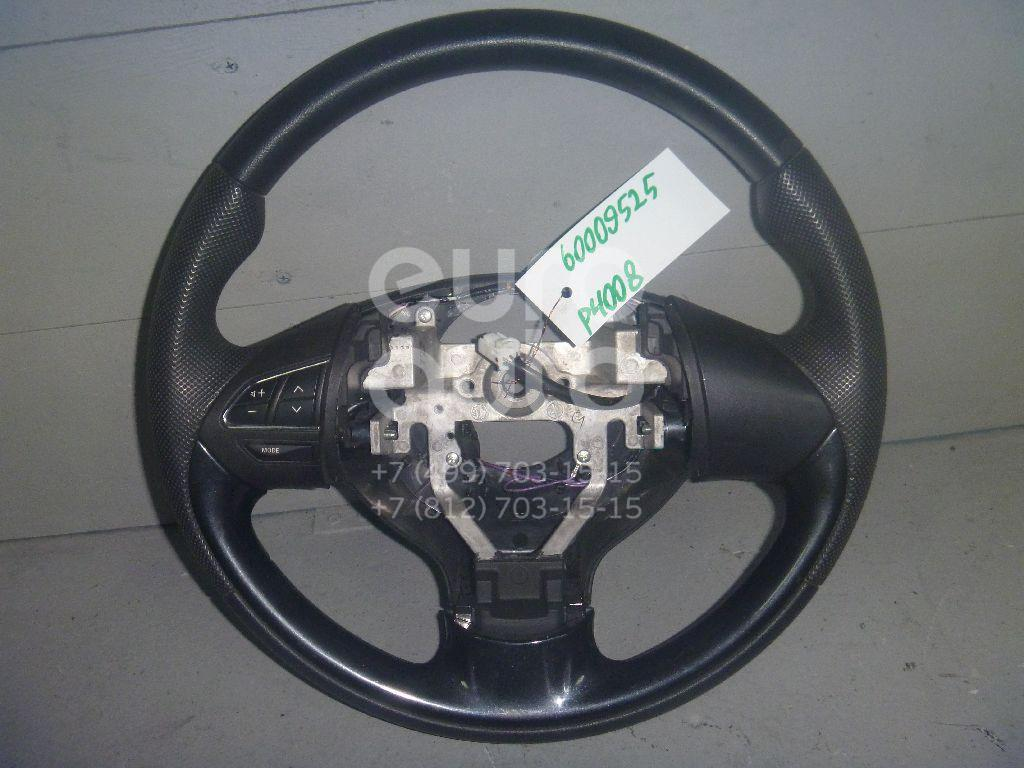 Рулевое колесо для AIR BAG (без AIR BAG) для Peugeot,Citroen 4008 2012>;C4 Aircross 2012> - Фото №1