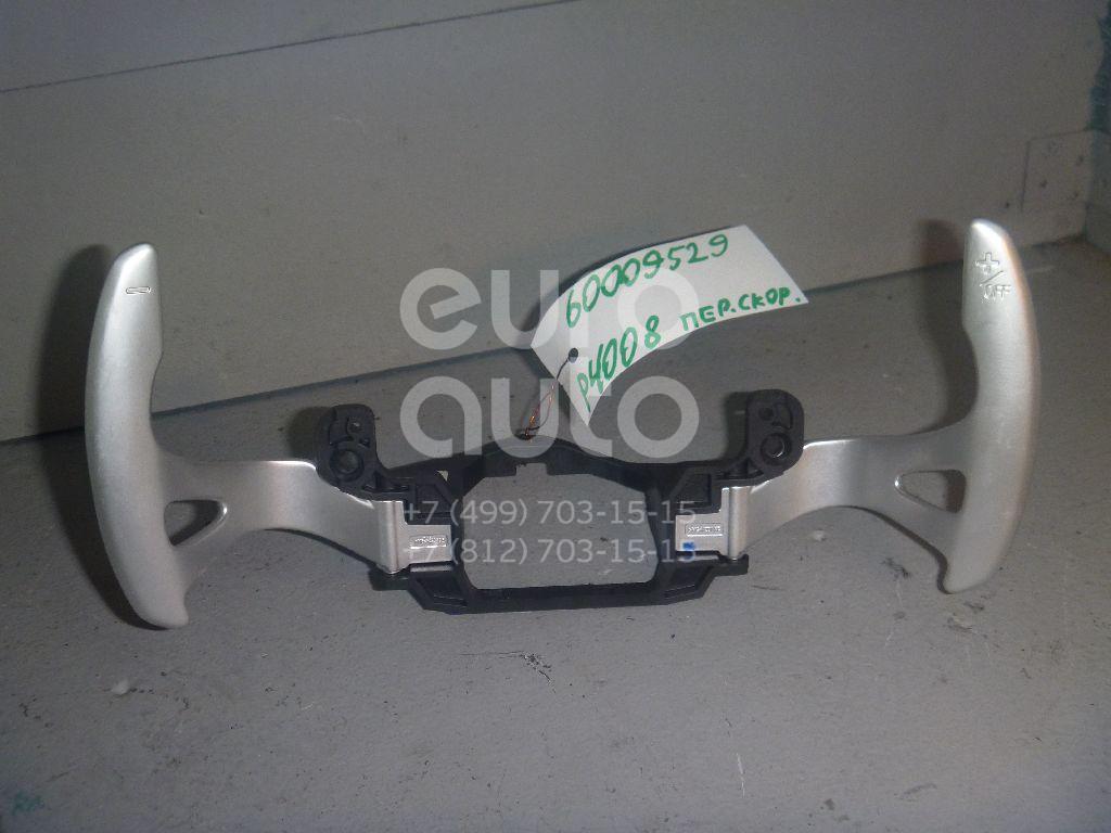 Переключатель скоростей подрулевой для Peugeot 4008 2012>;ASX 2010> - Фото №1