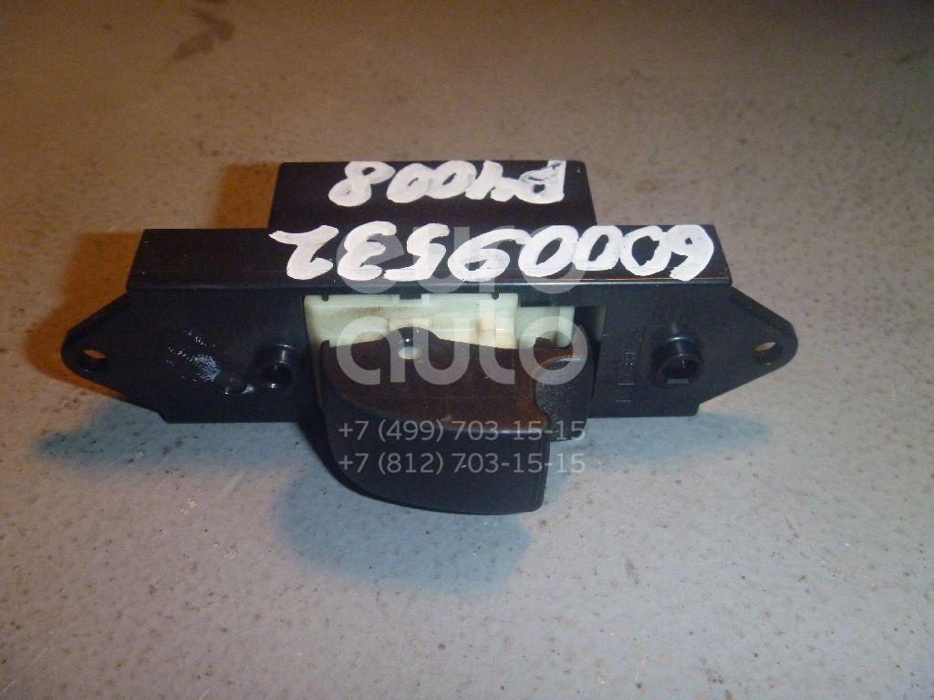 Кнопка стеклоподъемника для Peugeot,Mitsubishi 4008 2012>;Colt (Z3) 2003-2012;Pajero/Montero III (V6, V7) 2000-2006;Lancer (CS/Classic) 2003-2008;Lancer (CX,CY) 2007>;Pajero/Montero IV (V8, V9) 2007>;Outlander XL (CW) 2006-2012 - Фото №1