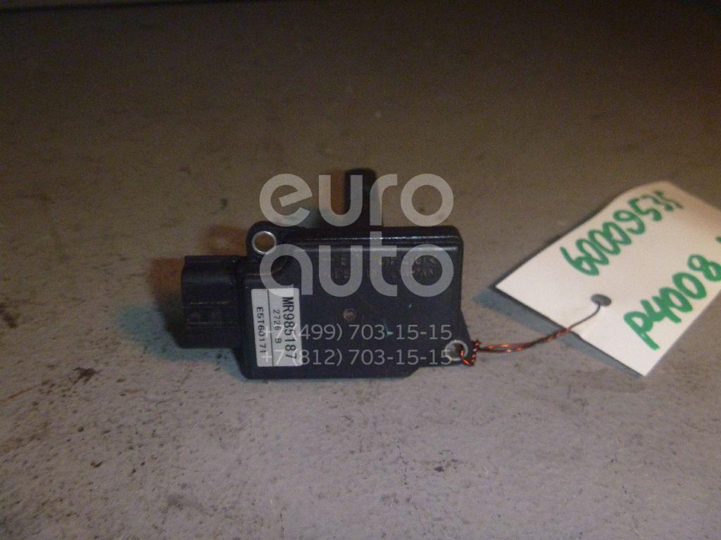 Расходомер воздуха (массметр) для Peugeot,Mitsubishi 4008 2012>;Galant (DJ,DM) 2003-2012;Grandis (NA#) 2004-2010;Outlander (CU) 2003-2009;Lancer (CS/Classic) 2003-2007;Lancer (CX,CY) 2007>;Pajero/Montero IV (V8, V9) 2007>;Outlander XL (CW) 2006-2012 - Фото №1