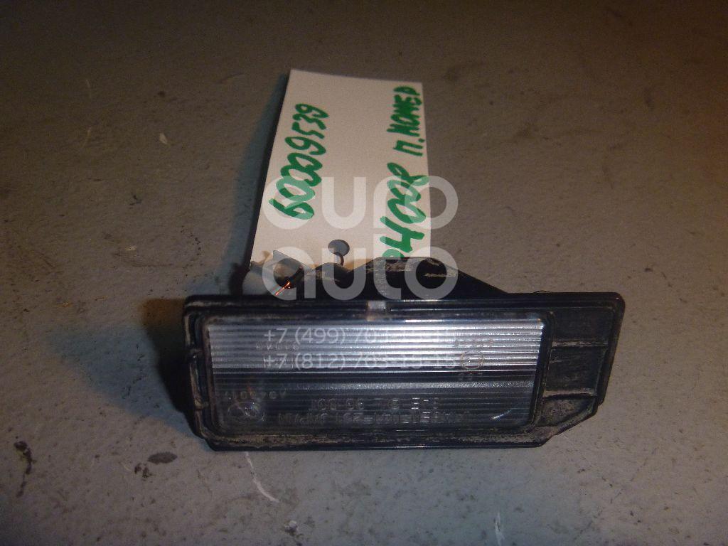 Фонарь подсветки номера для Citroen 4008 2012>;C4 Aircross 2012> - Фото №1