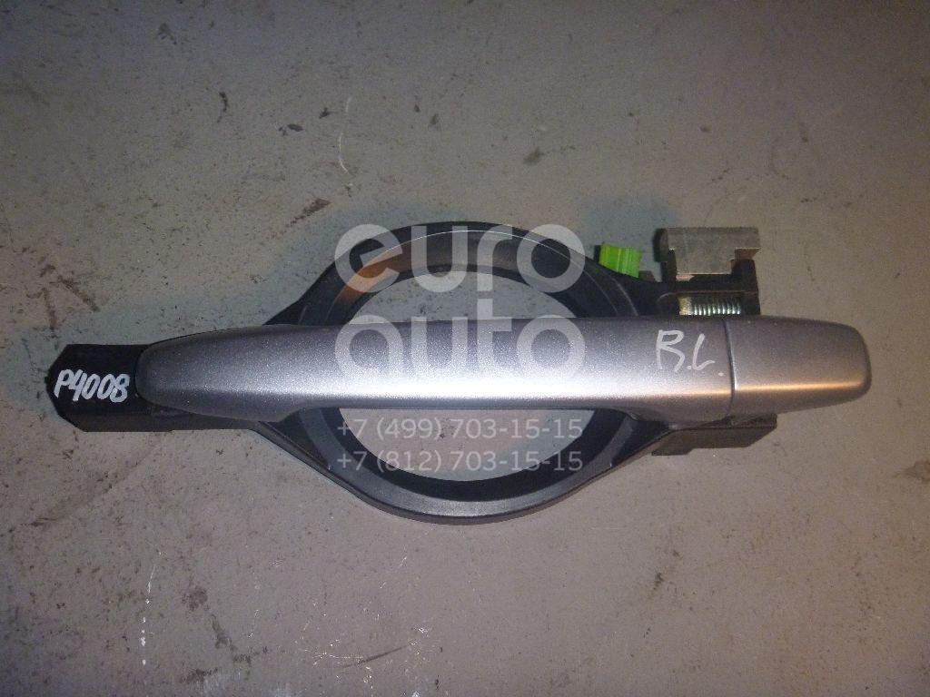 Ручка двери наружная левая для Peugeot,Citroen 4008 2012>;4007 2008-2013;C-Crosser 2008-2013 - Фото №1