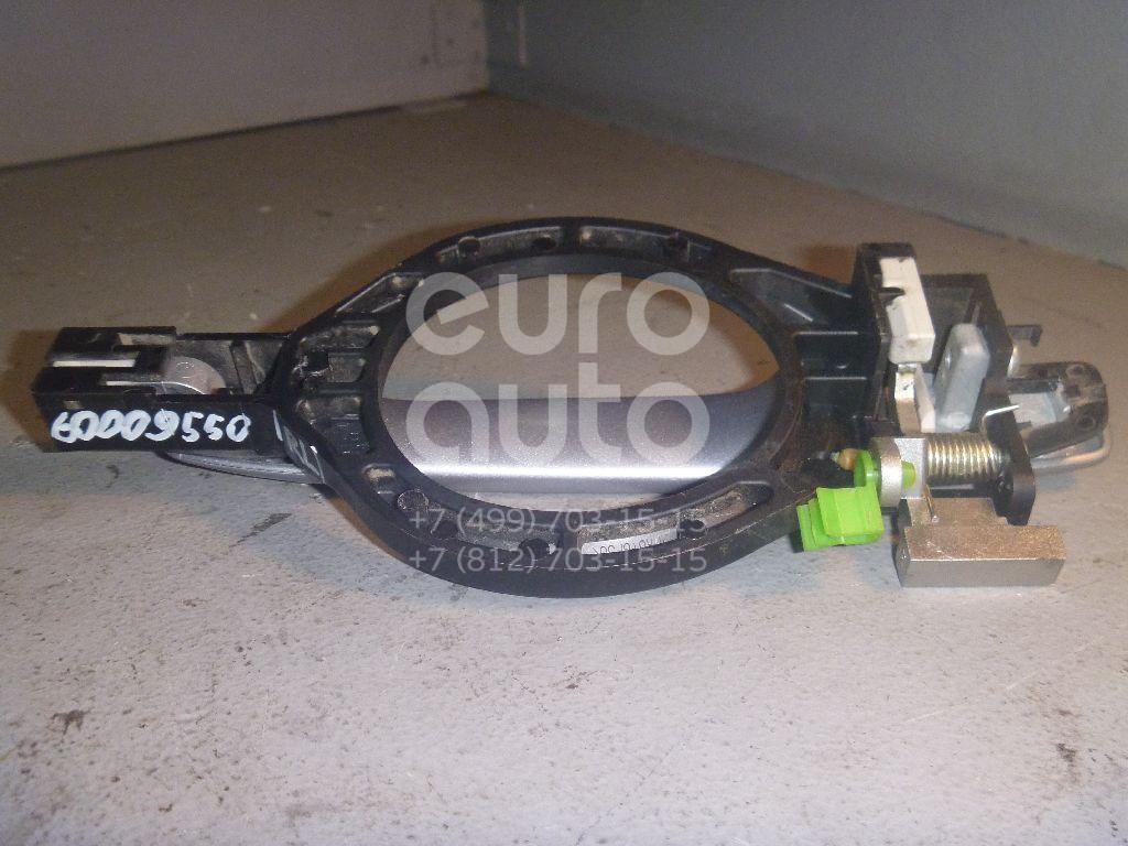 Ручка двери наружная левая для Peugeot,Citroen 4008 2012>;4007 2008-2013;C-Crosser 2008-2013;C4 Aircross 2012> - Фото №1