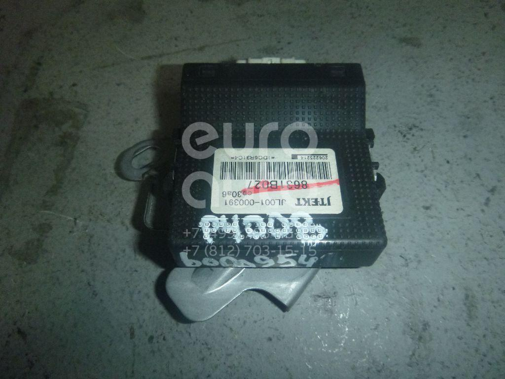 Блок электронный для Peugeot 4008 2012>;Lancer (CX,CY) 2007>;Outlander XL (CW) 2006-2012;ASX 2010> - Фото №1