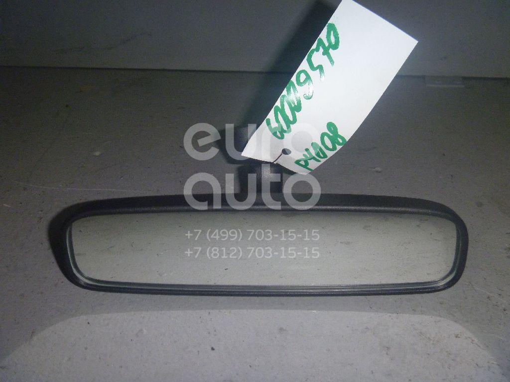 Зеркало заднего вида для Peugeot,Citroen 4008 2012>;4007 2008-2013;C-Crosser 2008-2013;C4 Aircross 2012> - Фото №1