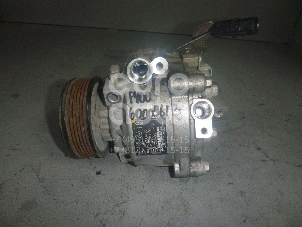 Компрессор системы кондиционирования для Peugeot 4008 2012>;Lancer (CX,CY) 2007>;Outlander XL (CW) 2006-2012;ASX 2010> - Фото №1