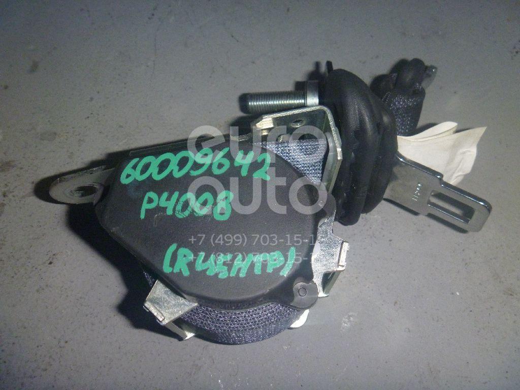 Ремень безопасности для Peugeot,Citroen 4008 2012>;C4 Aircross 2012> - Фото №1
