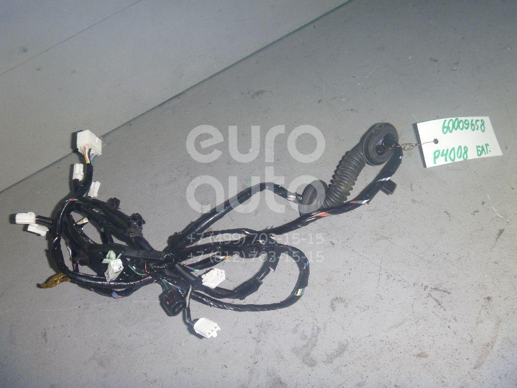 Проводка (коса) для Peugeot 4008 2012> - Фото №1