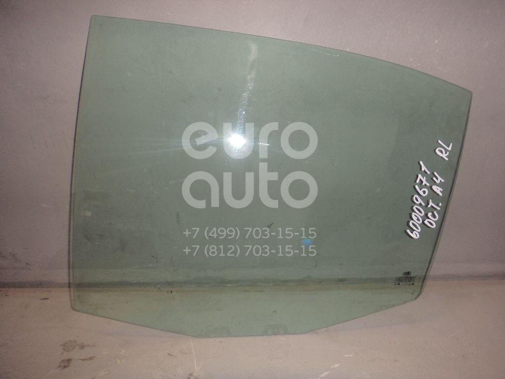 Стекло двери задней левой для Skoda Octavia (A4 1U-) 2000-2011;Octavia 1997-2000 - Фото №1