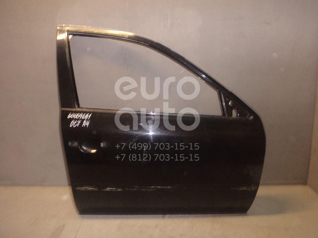 Дверь передняя правая для Skoda Octavia (A4 1U-) 2000-2011;Octavia 1997-2000 - Фото №1