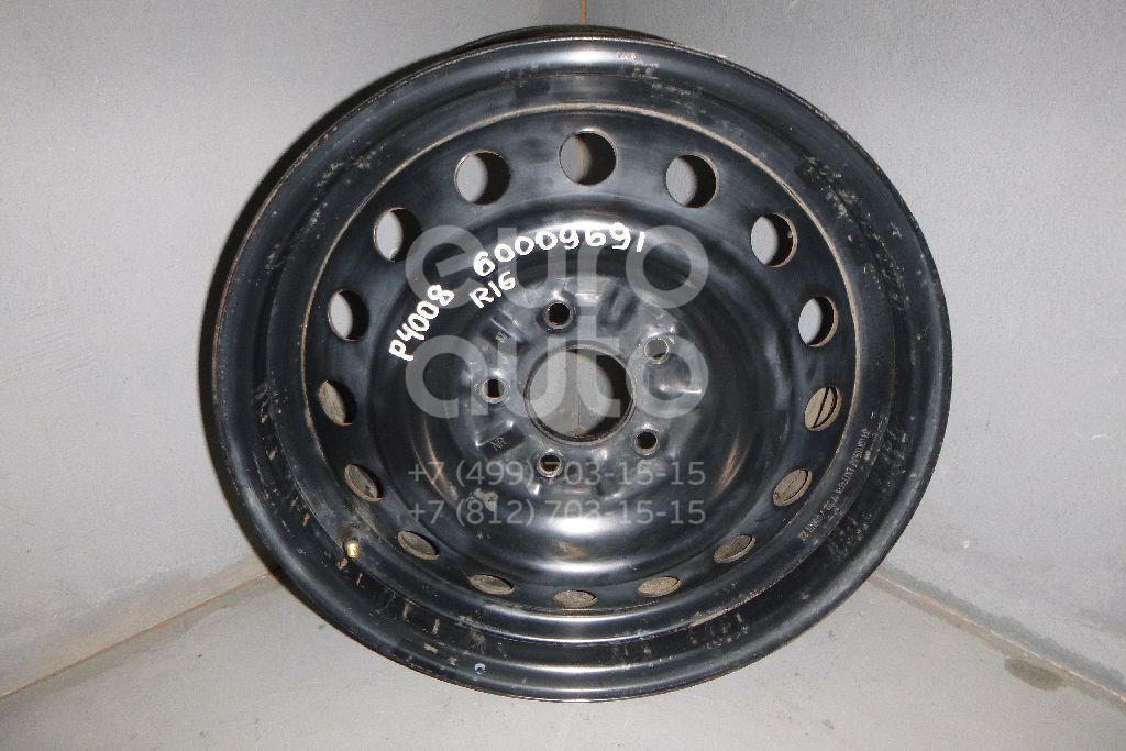 Диск колесный железо для Citroen 4008 2012>;4007 2008>;C-Crosser 2008>;C4 Aircross 2012>;Outlander XL (CW) 2006-2012 - Фото №1