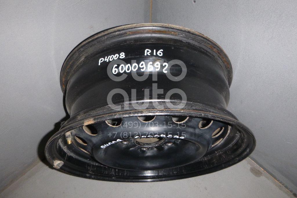 Диск колесный железо для Peugeot,Citroen,Mitsubishi 4008 2012>;4007 2008-2013;C-Crosser 2008-2013;C4 Aircross 2012>;Outlander XL (CW) 2006-2012 - Фото №1