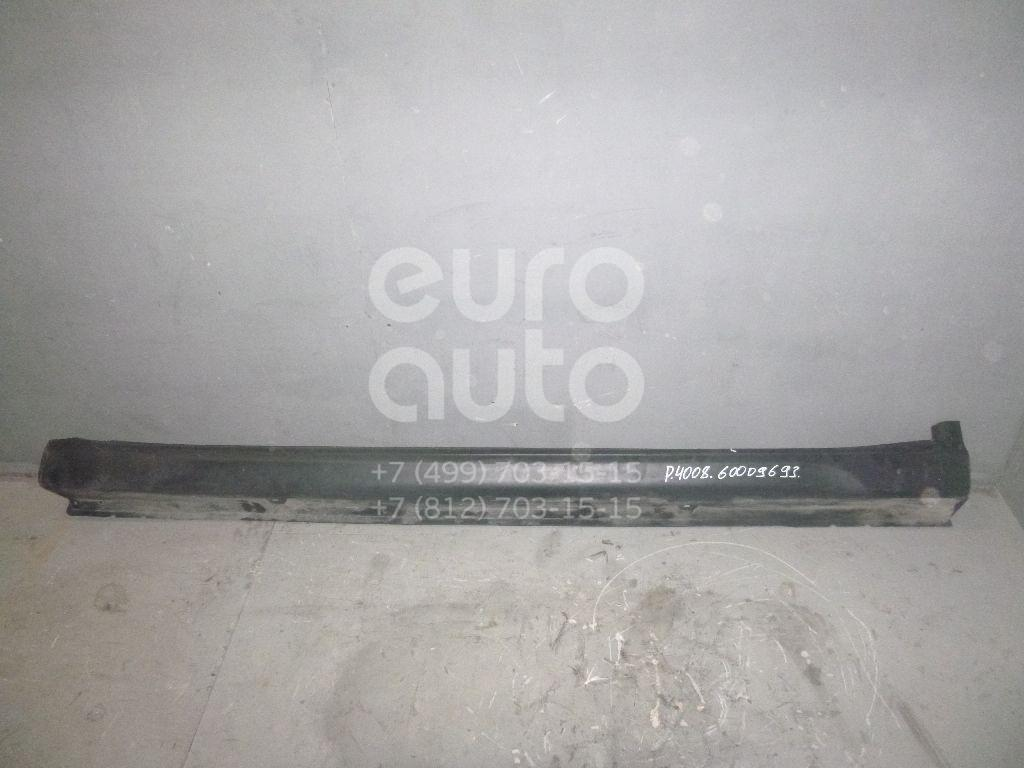 Накладка на порог (наружная) для Citroen 4008 2012>;C4 Aircross 2012> - Фото №1