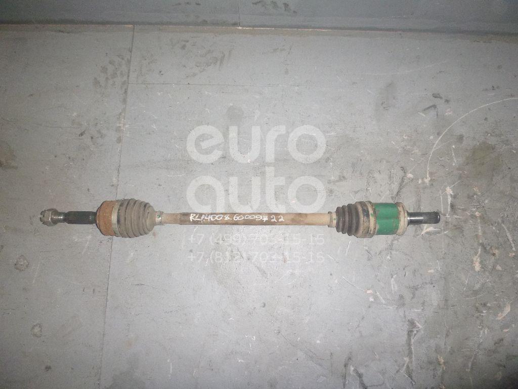 Полуось задняя левая для Peugeot,Citroen 4008 2012>;4007 2008-2013;C4 Aircross 2012> - Фото №1