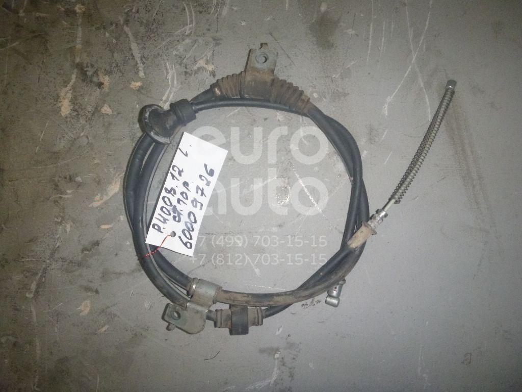 Трос стояночного тормоза левый для Peugeot,Citroen 4008 2012>;4007 2008-2013;C-Crosser 2008-2013;C4 Aircross 2012> - Фото №1