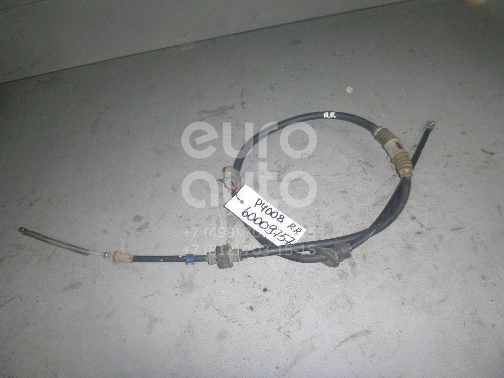 Трос стояночного тормоза правый для Peugeot,Citroen 4008 2012>;4007 2008-2013;C-Crosser 2008-2013;C4 Aircross 2012> - Фото №1
