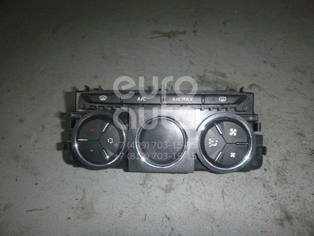 Блок управления отопителем для Peugeot,Citroen 301 2013>;C-Elysee 2012> - Фото №1