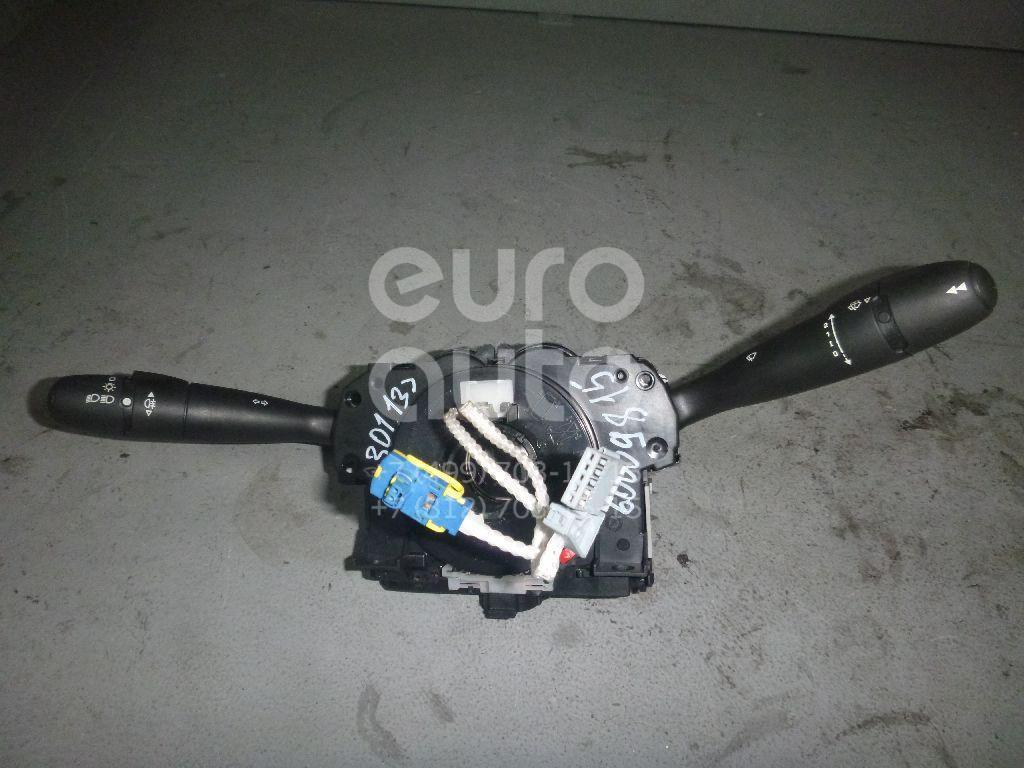 Переключатель подрулевой в сборе для Peugeot,Citroen 301 2013>;C-Elysee 2012> - Фото №1