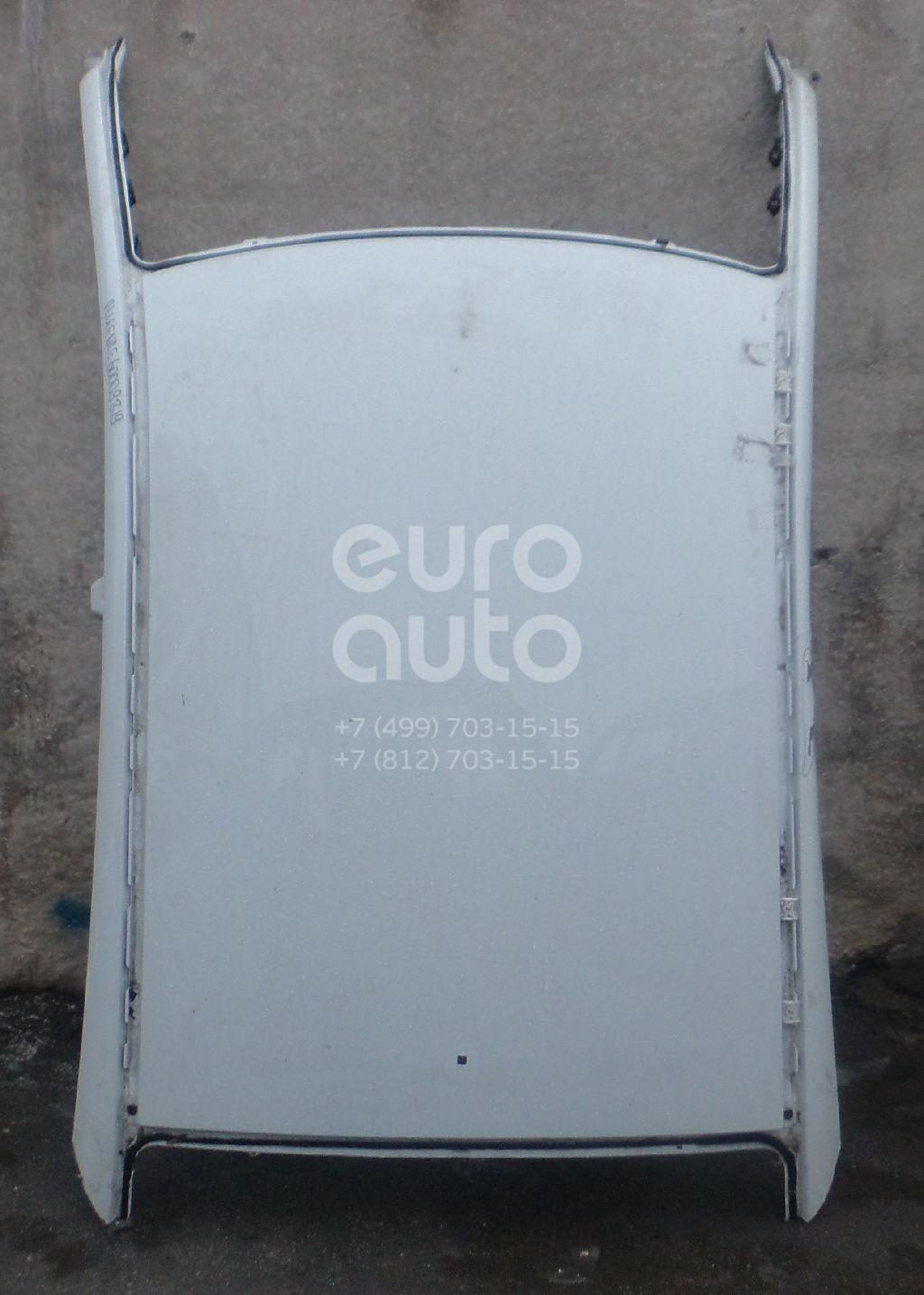Крыша для Renault Fluence 2010> - Фото №1