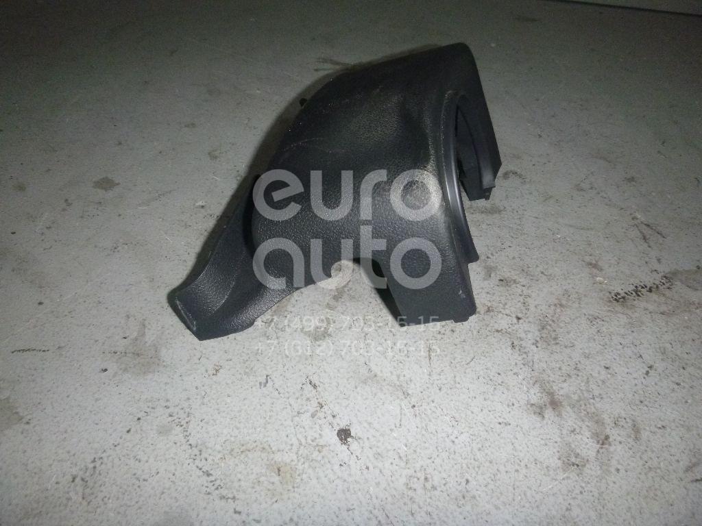 Кожух рулевой колонки верхний для Peugeot,Citroen 301 2013>;C-Elysee 2012> - Фото №1