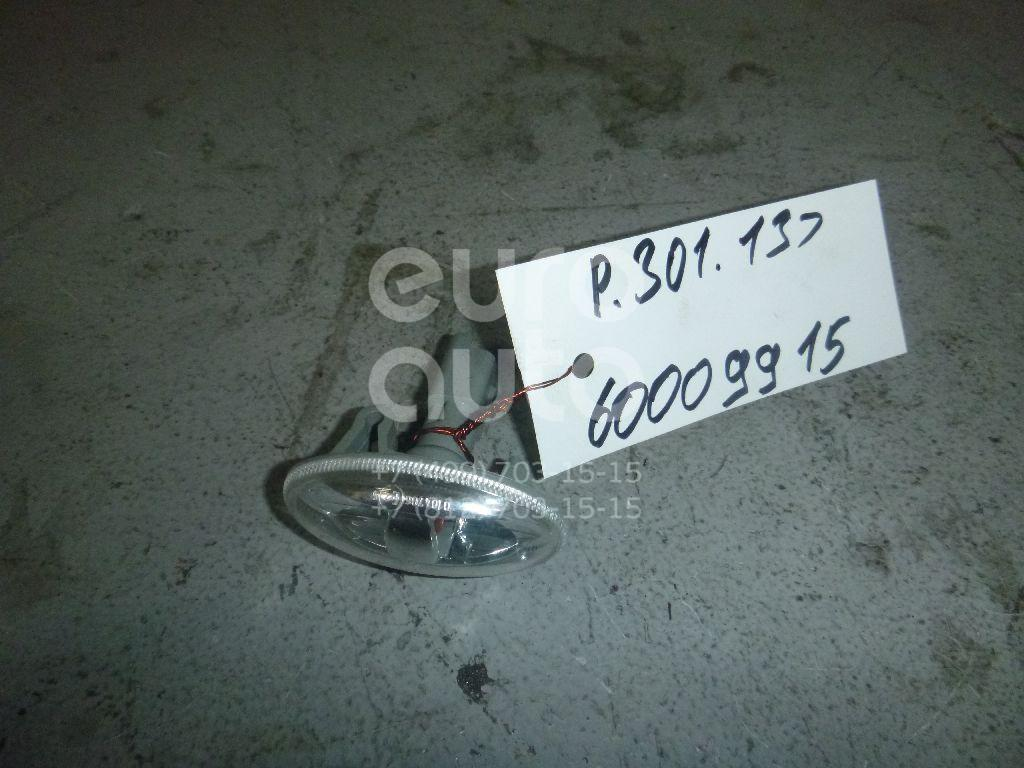 Повторитель на крыло белый для Peugeot,Citroen 301 2013>;C5 2001-2005 - Фото №1