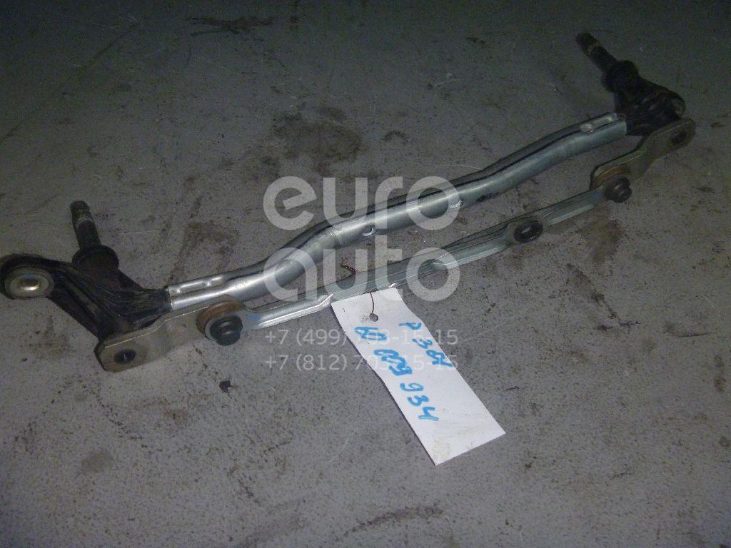 Трапеция стеклоочистителей для Peugeot,Citroen 301 2013>;C-Elysee 2012> - Фото №1