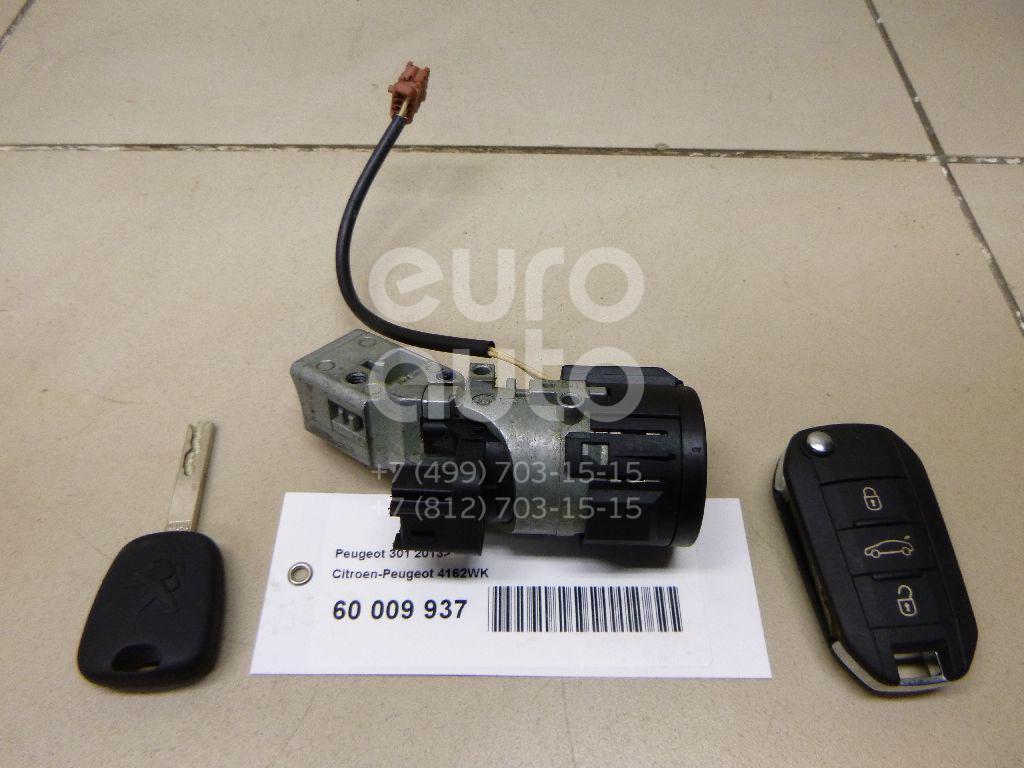 Замок зажигания для Peugeot,Citroen 301 2013>;C4 II 2011>;508 2010>;C-Elysee 2012> - Фото №1