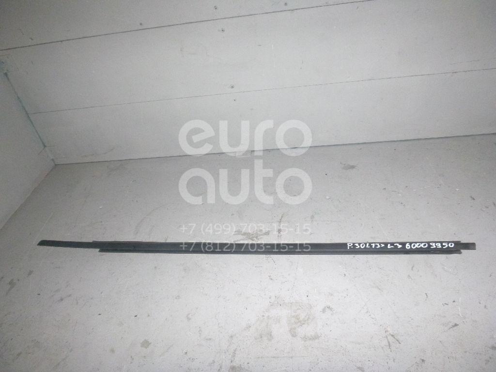 Накладка стекла заднего левого для Peugeot,Citroen 301 2013>;C-Elysee 2012> - Фото №1